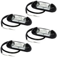KIT 4 luci d'ingombro triple LED Horpol LD 2166